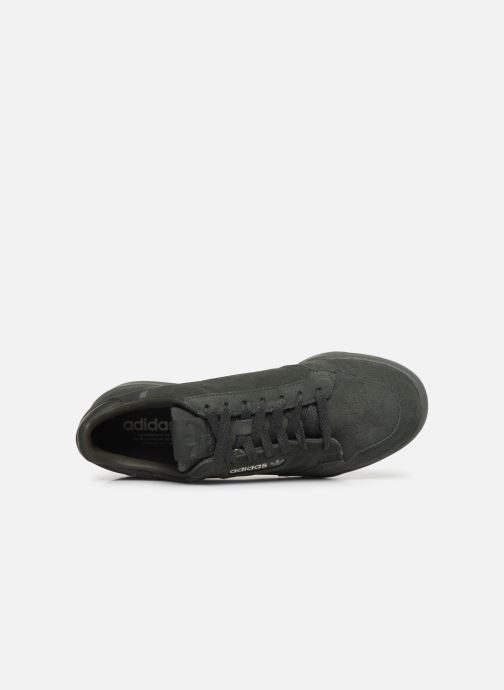 Sneakers adidas originals Continental 80 Groen links