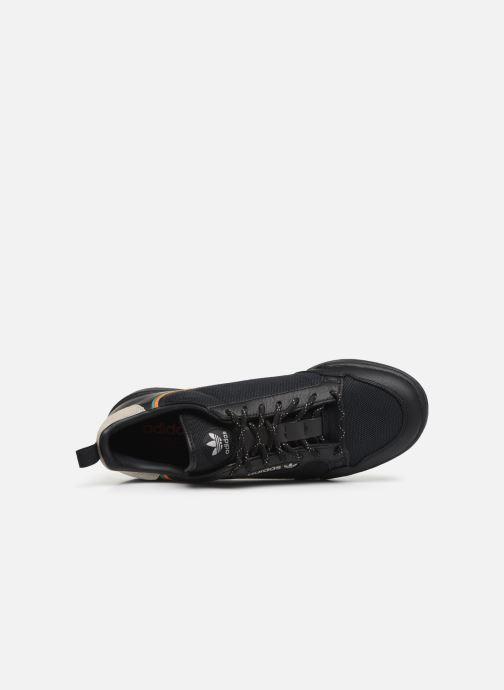 Sneakers adidas originals Continental 80 Nero immagine sinistra