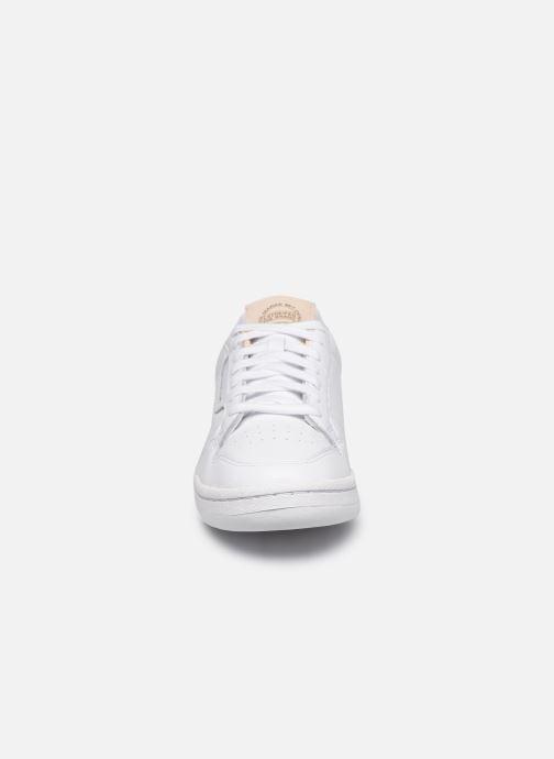 Sneaker adidas originals Continental 80 weiß schuhe getragen