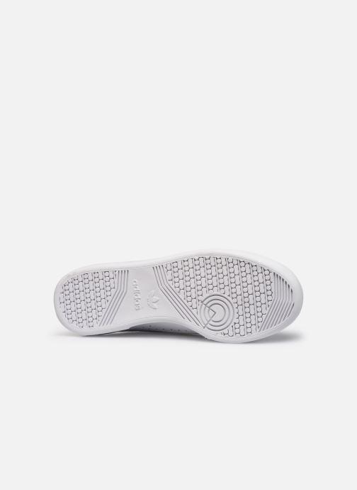 Sneakers adidas originals Continental 80 Vit bild från ovan