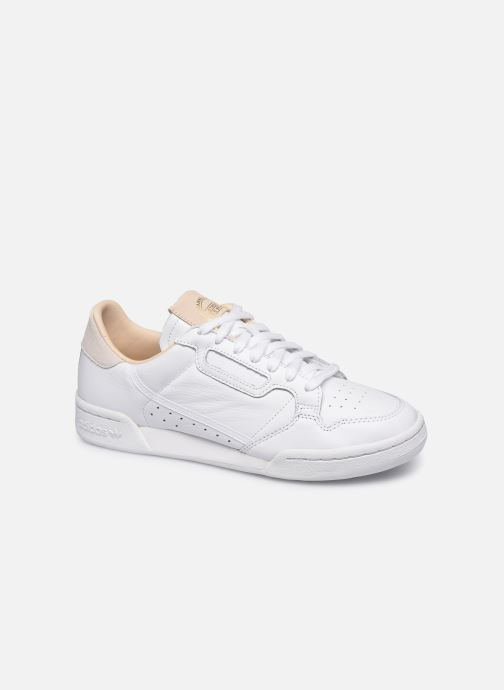 Sneakers adidas originals Continental 80 Vit detaljerad bild på paret