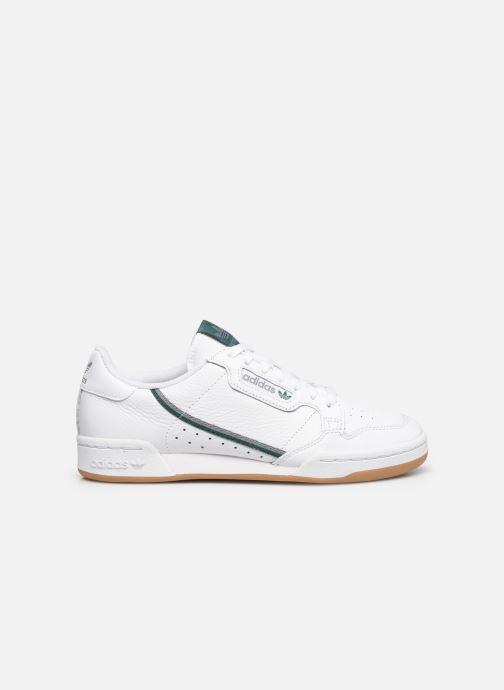 Deportivas adidas originals Continental 80 Blanco vistra trasera