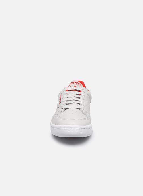 Sneaker adidas originals Continental 80 grau schuhe getragen