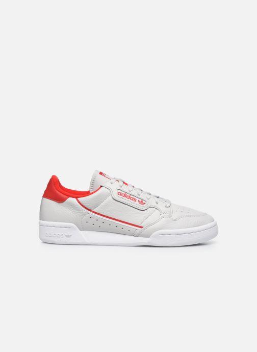 Sneaker adidas originals Continental 80 grau ansicht von hinten