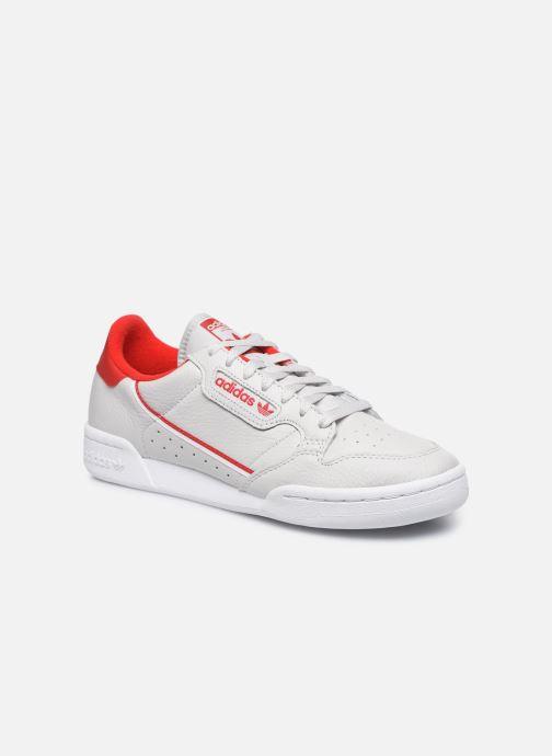 Baskets adidas originals Continental 80 Gris vue détail/paire