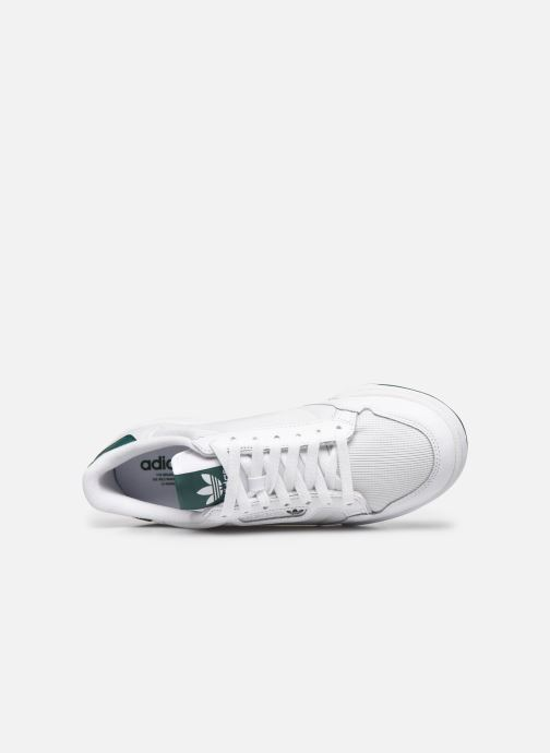 Sneakers adidas originals Continental 80 Bianco immagine sinistra