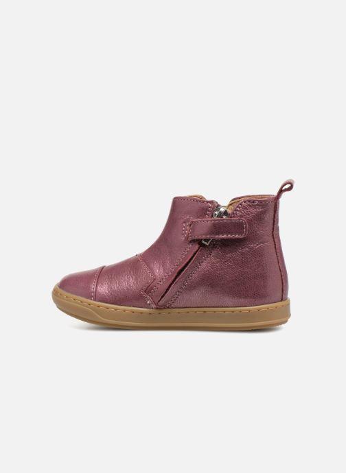 Stiefeletten & Boots Shoo Pom Bouba Apple SZ rosa ansicht von vorne