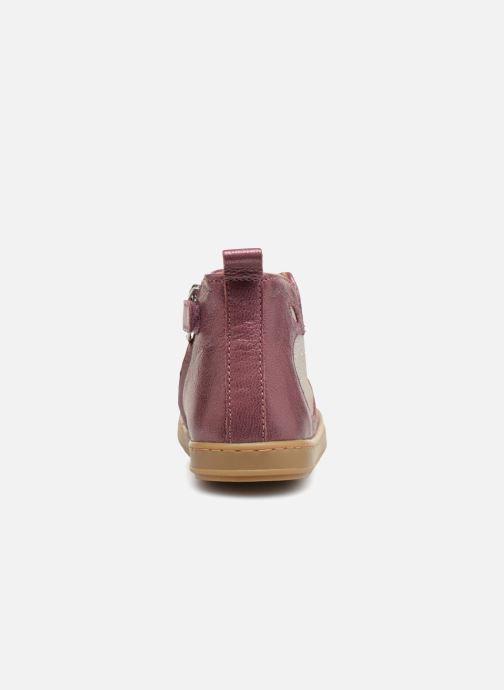 Stiefeletten & Boots Shoo Pom Bouba Apple SZ rosa ansicht von rechts