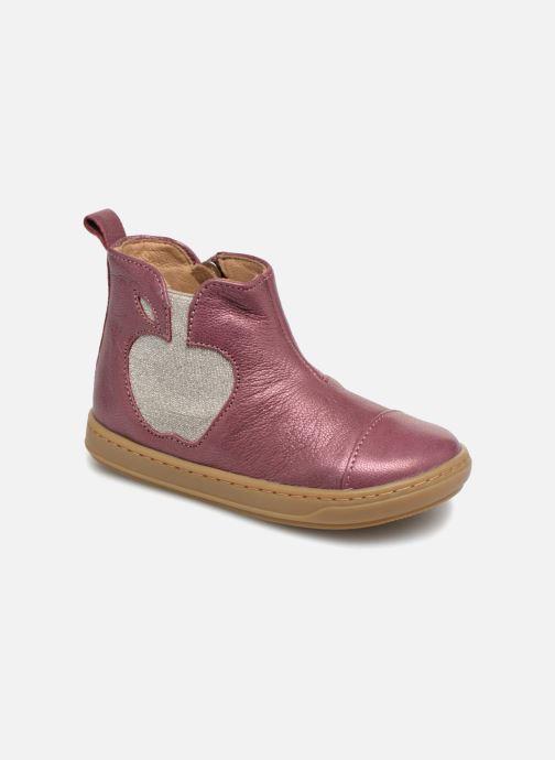 Stiefeletten & Boots Shoo Pom Bouba Apple SZ rosa detaillierte ansicht/modell
