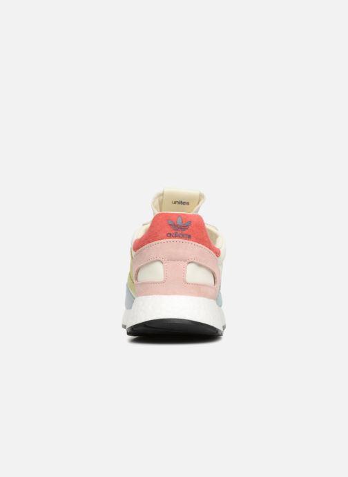 Sneakers adidas originals I-5923 Pride Hvid Se fra højre