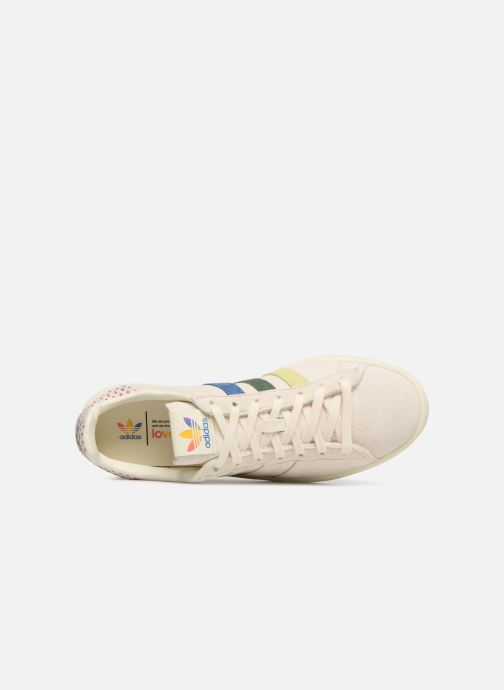 adidas originals Campus Pride (Blanc) - Baskets chez Sarenza ...