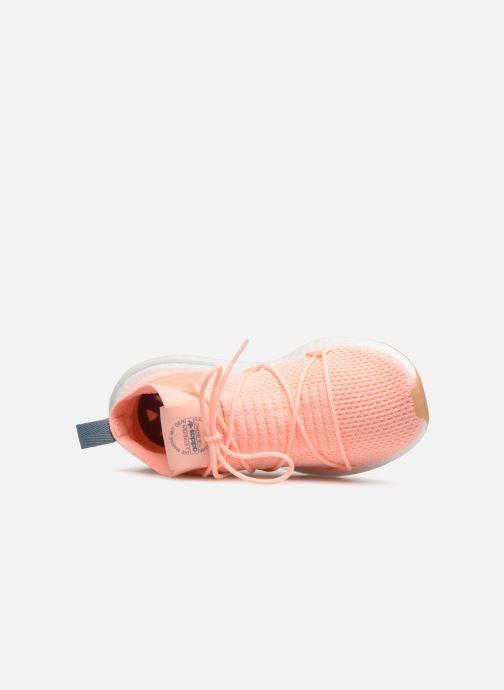 Baskets adidas originals Arkyn Pk W Rose vue gauche