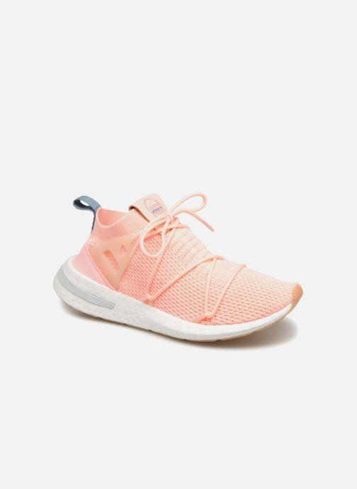 separation shoes 75684 f07ee Baskets Adidas Originals Arkyn Pk W Rose vue détailpaire