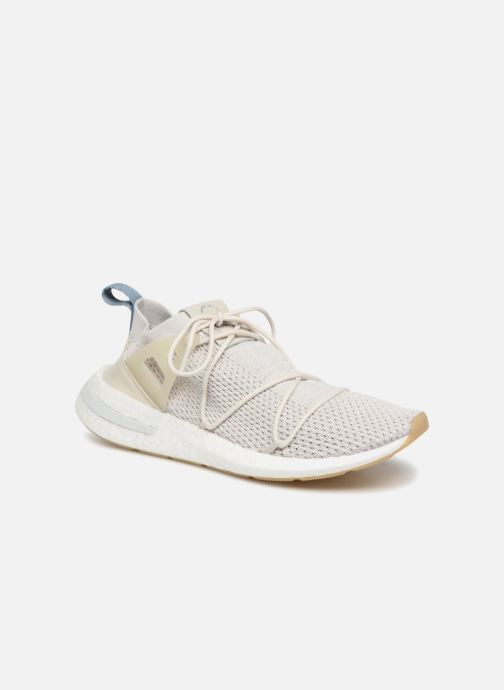 best service d0365 bd6c1 Baskets Adidas Originals Arkyn Pk W Blanc vue détailpaire