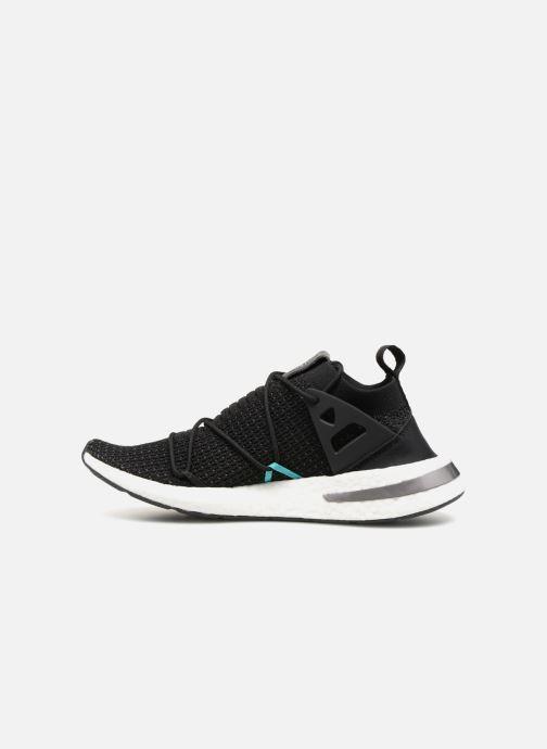 Sneaker adidas originals Arkyn Pk W schwarz ansicht von vorne