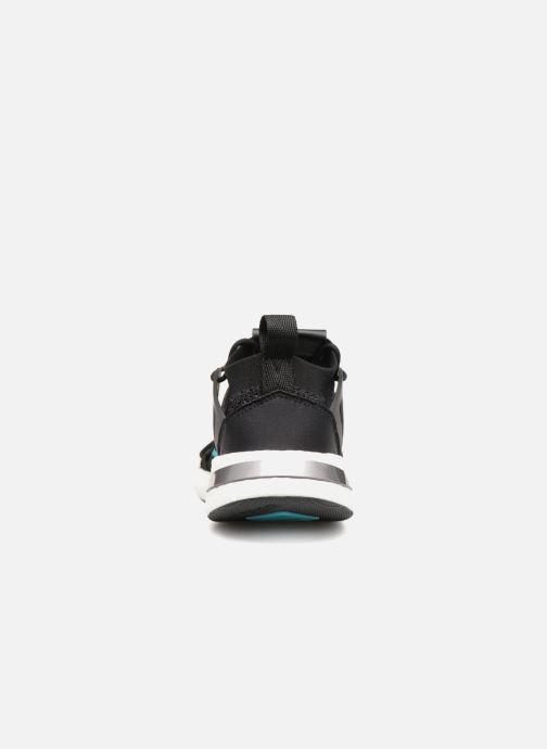 Sneaker adidas originals Arkyn Pk W schwarz ansicht von rechts
