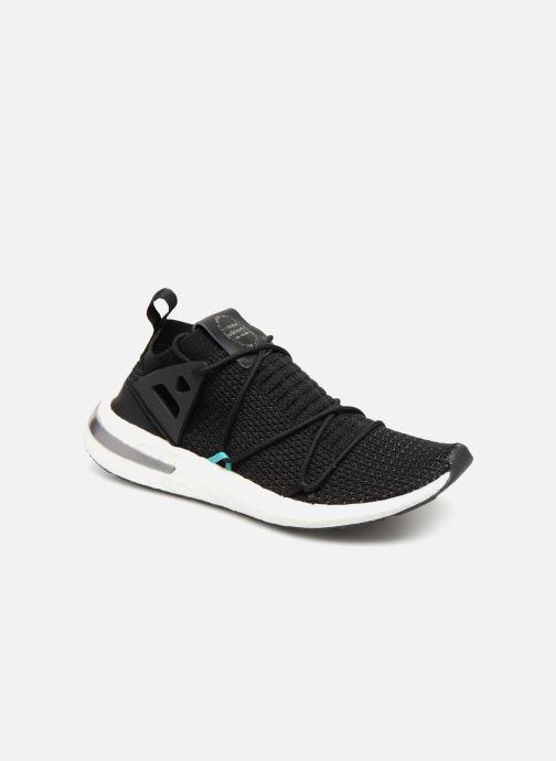 Sneakers adidas originals Arkyn Pk W Sort detaljeret billede af skoene