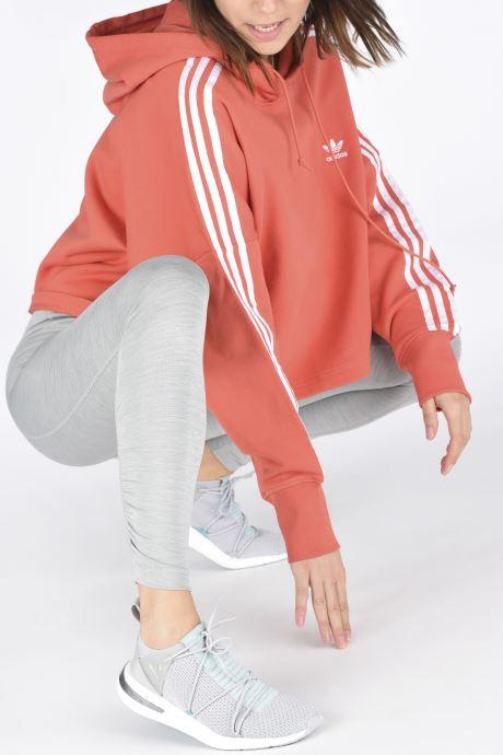 Baskets adidas originals Arkyn Pk W Gris vue bas / vue portée sac