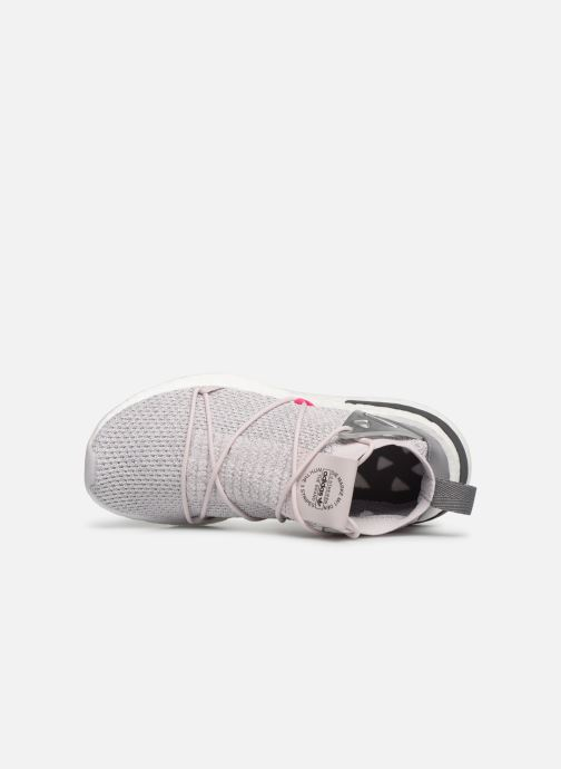 Baskets adidas originals Arkyn Pk W Gris vue gauche