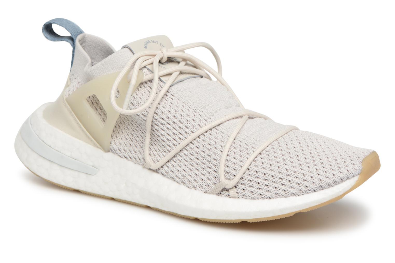 Adidas Originals Arkyn Pk W W W Blanc Baskets chez Sarenza 249f88