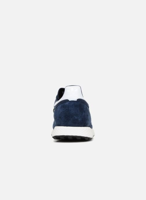 Sneakers Adidas Originals Forest Grove Blauw rechts