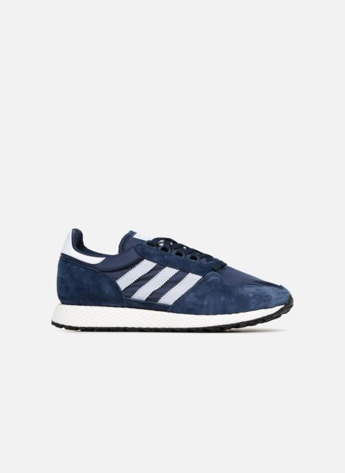 Baskets Adidas Originals Forest Grove Bleu vue derrière
