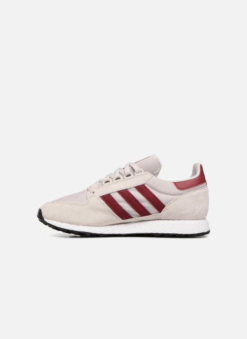 Sneaker adidas originals Forest Grove grau ansicht von vorne