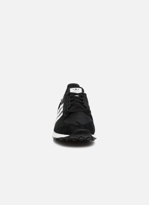 Chez Forest 343218 noir Originals Grove Adidas Baskets O4FxX5w
