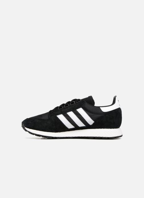 Sneakers adidas originals Forest Grove Nero immagine frontale