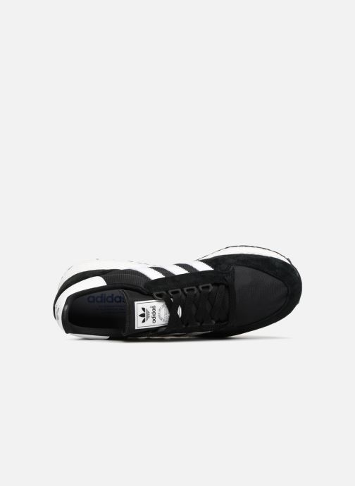 Sneakers adidas originals Forest Grove Nero immagine sinistra
