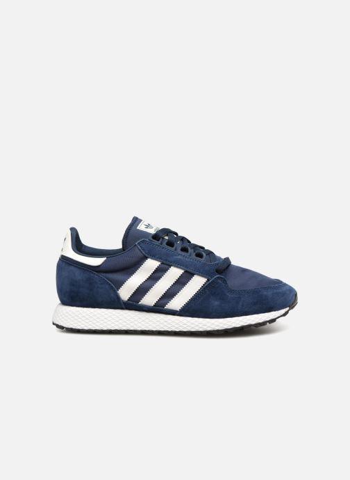 Sneakers adidas originals Forest Grove Blå se bagfra