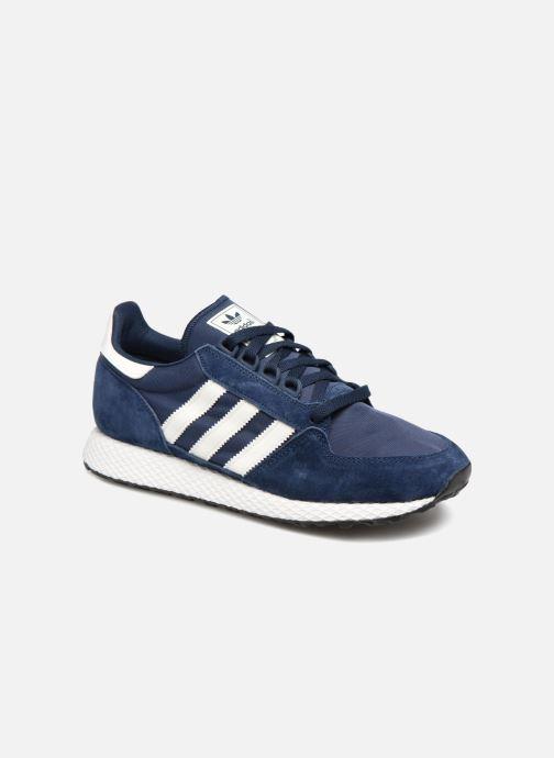 Sneakers adidas originals Forest Grove Blå detaljeret billede af skoene