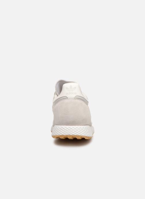 Sneaker adidas originals Forest Grove grau ansicht von rechts