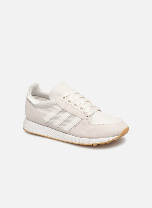 cheap for discount 7e237 d038b Baskets adidas originals Forest Grove Gris vue détail paire