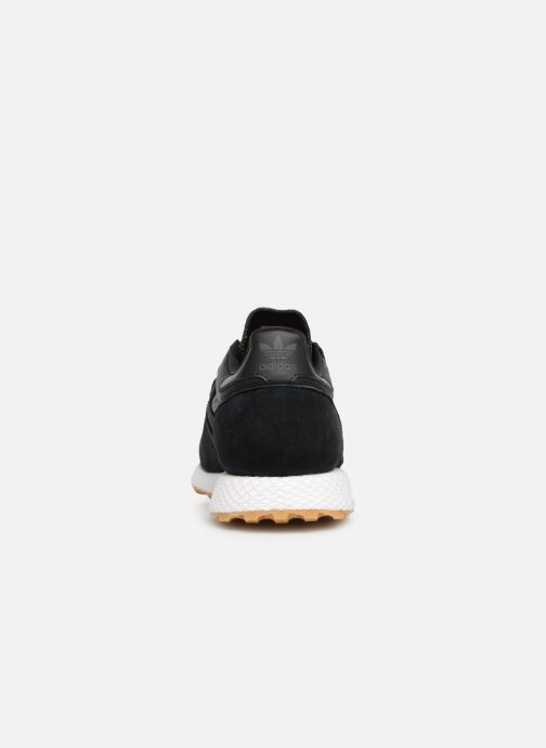 Adidas Originals Forest Grove (noir) - Baskets Chez