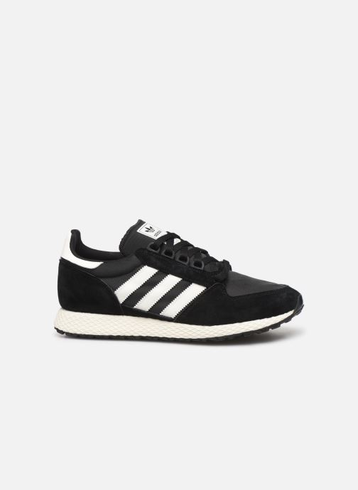 Baskets adidas originals Forest Grove Noir vue derrière