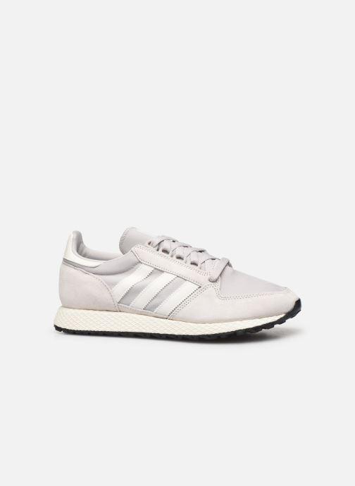 Sneaker adidas originals Forest Grove grau ansicht von hinten