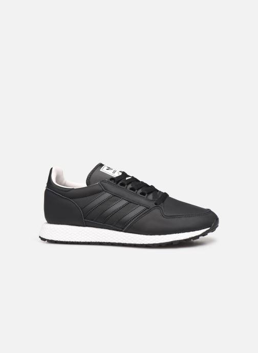 Sneaker adidas originals Forest Grove schwarz ansicht von hinten