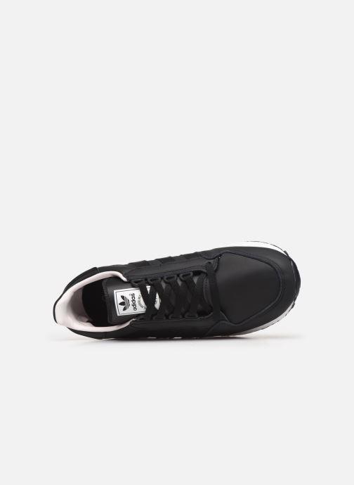 Sneaker adidas originals Forest Grove schwarz ansicht von links