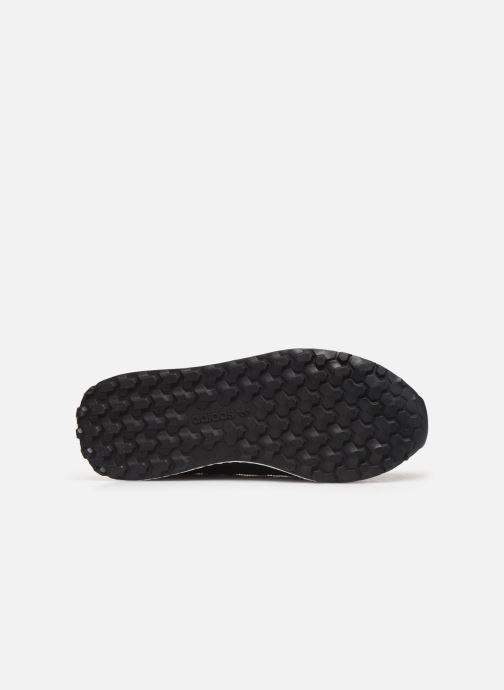 Sneaker adidas originals Forest Grove schwarz ansicht von oben