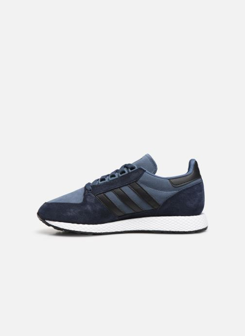 Trainers adidas originals Forest Grove Blue front view