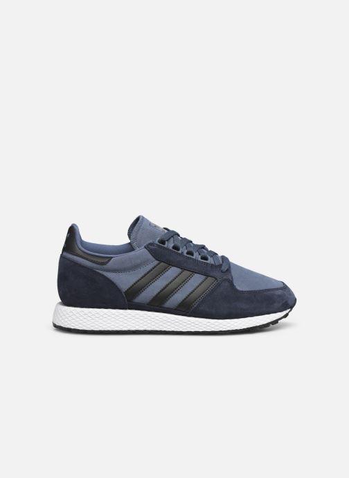 Trainers adidas originals Forest Grove Blue back view