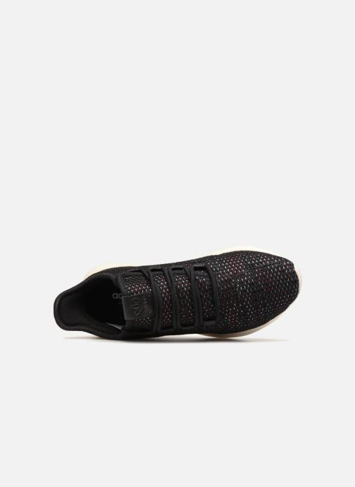 Sneaker Adidas Originals Tubular Shadow Ck W schwarz ansicht von links