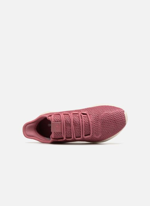 Sneaker adidas originals Tubular Shadow Ck W rosa ansicht von links