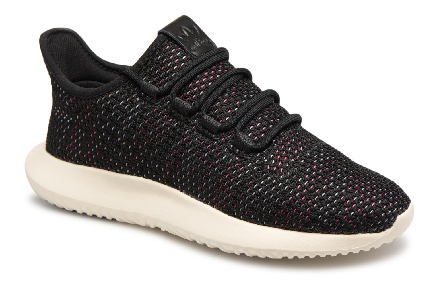 Baskets Adidas Originals Tubular Shadow Ck W Noir vue détail/paire