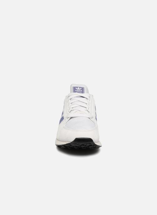 Sneaker adidas originals Forest Grove W grau schuhe getragen