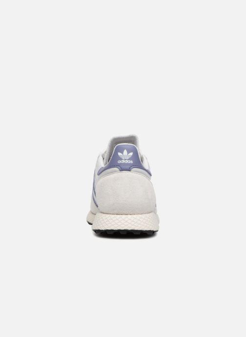 Sneaker adidas originals Forest Grove W grau ansicht von rechts