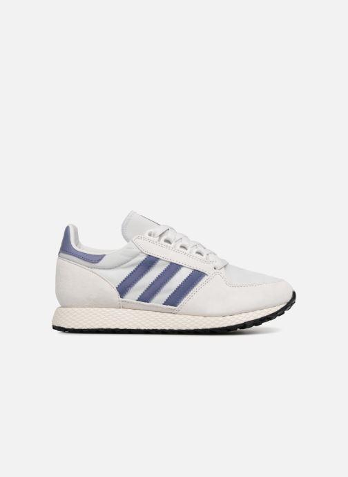 Sneaker adidas originals Forest Grove W grau ansicht von hinten