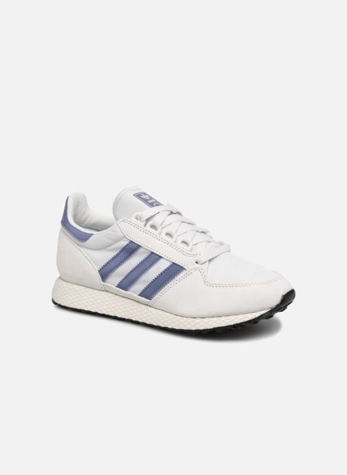 Trainers adidas originals Forest Grove W Grey detailed view/ Pair view