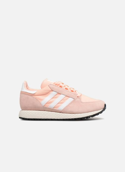 Trainers adidas originals Forest Grove W Pink back view